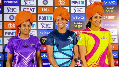 Women's Challenger Series to be Held in UAE From November 4-9: IPL Sources