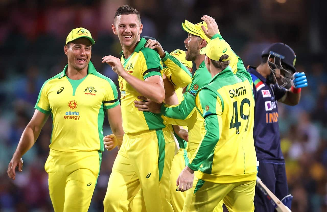 India Tour of Australia 2020-21, 1st ODI Highlights and Analysis: Australia Defeated India by 66 Runs, Australia's Highest Score Against India