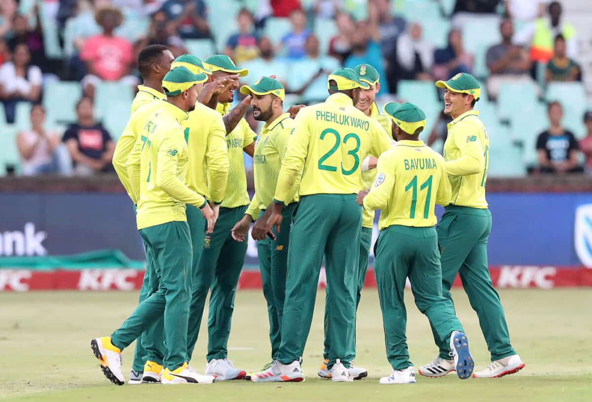 Another South Africa Cricketer Tests Positive For COVID-19; Intra-Squad Warm-up Match Called Off