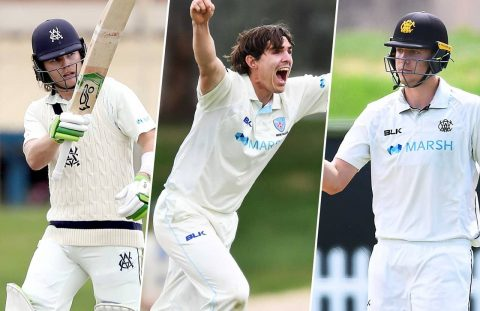 IND vs AUS: Australia Picked 17-Man Squad For India Tests; Will Pucovski, Cameron Green Called Up