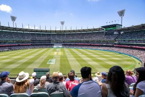 Australia vs India 2020 27000 Fans to be Allowed at Adelaide Oval for Day-Night Test