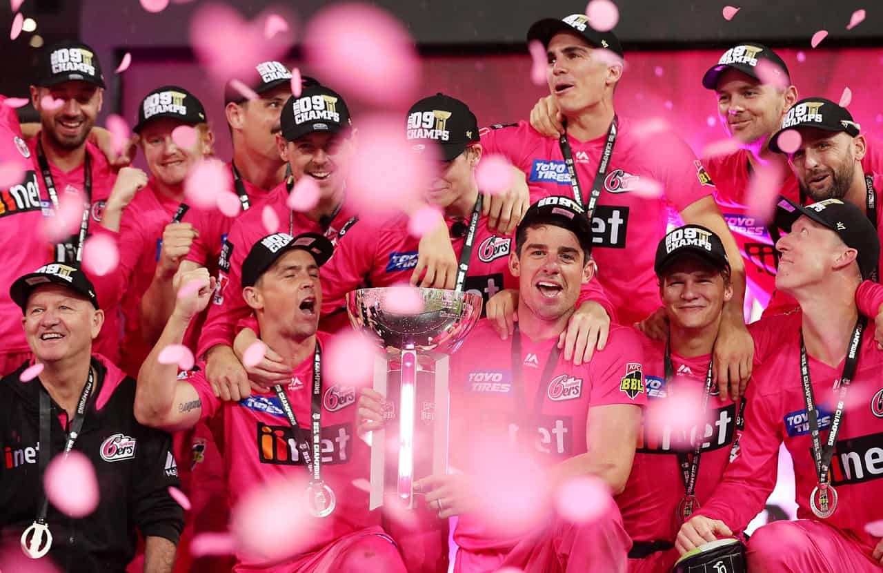 Cricket Australia Released Schedule of Big Bash League 2020-2021