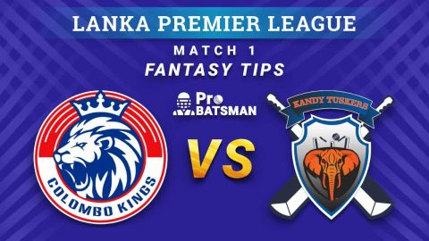 LPL 2020: CK vs KT Dream 11 Fantasy Team Prediction: Colombo Kings vs Kandy Tuskers, Probable Playing 11, Pitch Report, Weather Forecast, Squads, Match Updates – November 26, 2020