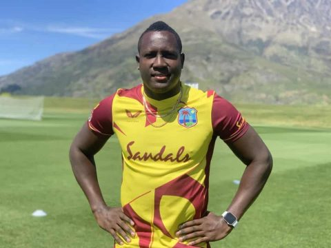 Cricket West Indies Reveals New T20I Jersey As A Countdown To The World Cup