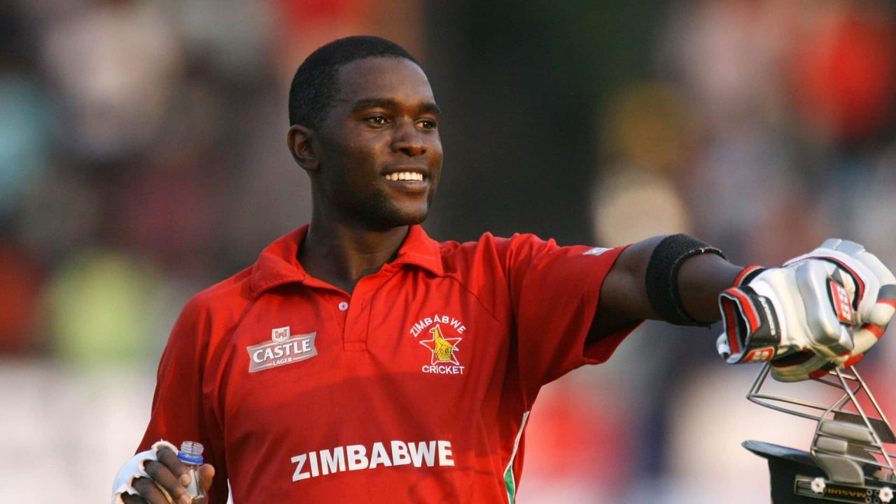 Former Zimbabwe Captain Elton Chigumbura To Retire From International Cricket After Pakistan Series