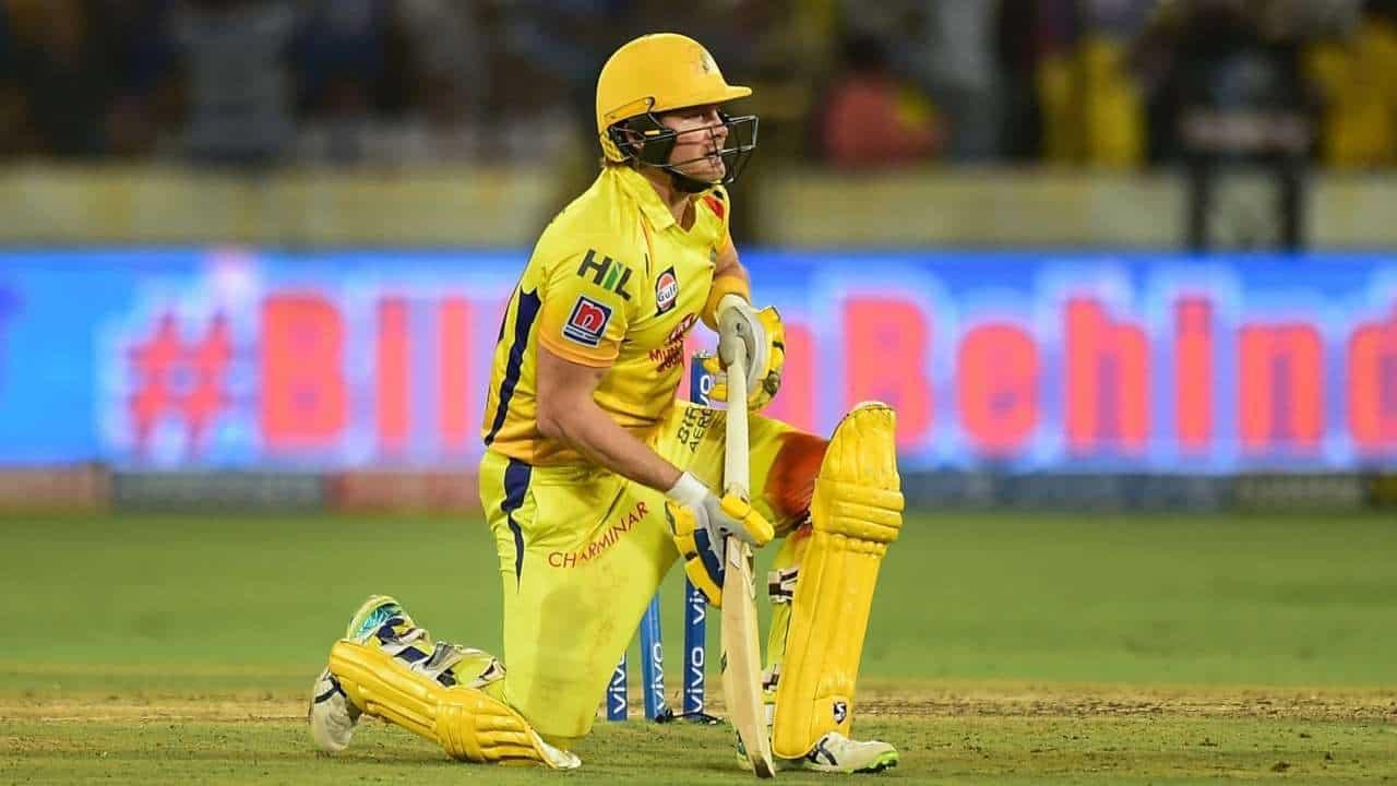 'Emotional' Shane Watson Bids Farewell To Chennai Super Kings Fans