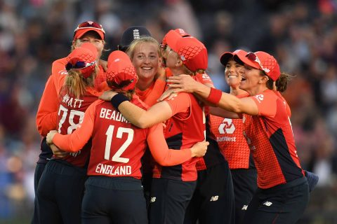 England Women's Team Automatically Qualify For 2022 Commonwealth Games in Birmingham