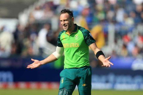 Faf du Plessis to Join Peshawar Zalmi in PSL 2020 Playoffs