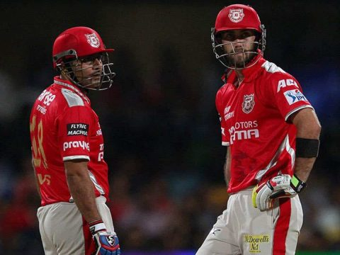 Glenn Maxwell Responds to Virender Sehwag's '10-crore cheerleader' Comment on Him