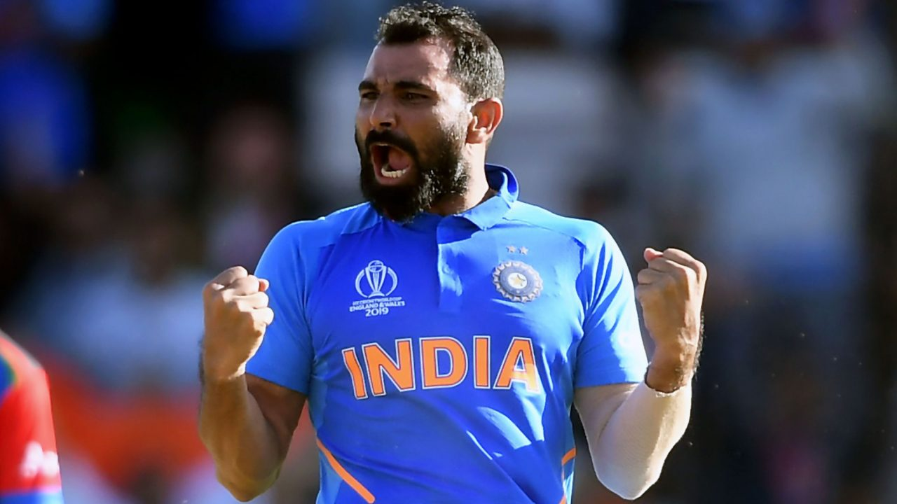 IND vs AUS No Better Feeling Than to Play For Your Country -Mohammed Shami