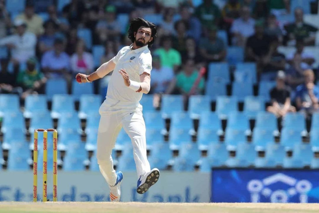 IND vs AUS: Pacer Ishant Sharma Starts Bowling Full Tilt at NCA