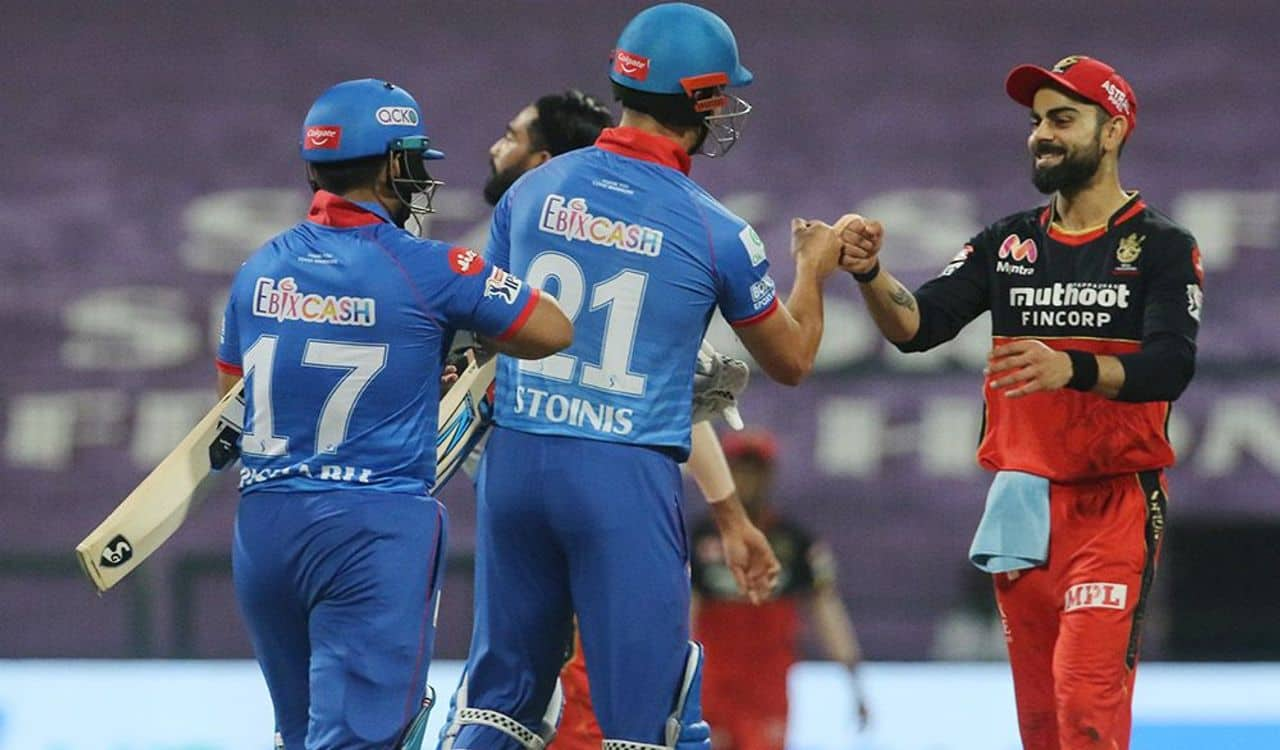 Delhi Capitals Defeated Royal Challengers Bangalore By 6 Wickets