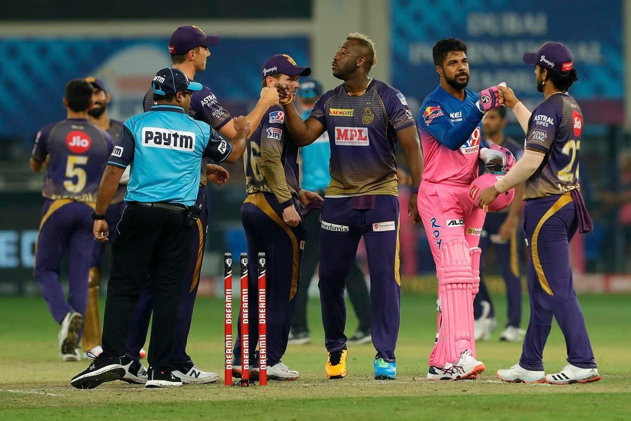 IPL 2020 – KKR vs RR Highlights & Analysis Kolkata Knight Riders Defeated Rajasthan Royals By 60 Runs