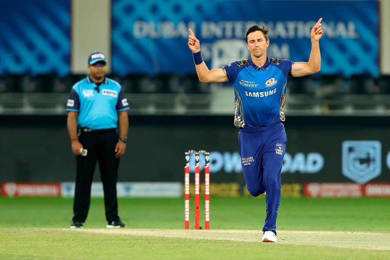 IPL 2020: Mumbai Indians' Trent Boult Sustains Groin Injury, Skipper Rohit Sharma Hopeful For His Comeback in Finals