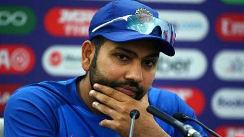 India vs Australia 2020 Rohit Sharma Won't Travel To Australia Unless He Clears A Fitness Test- Reports