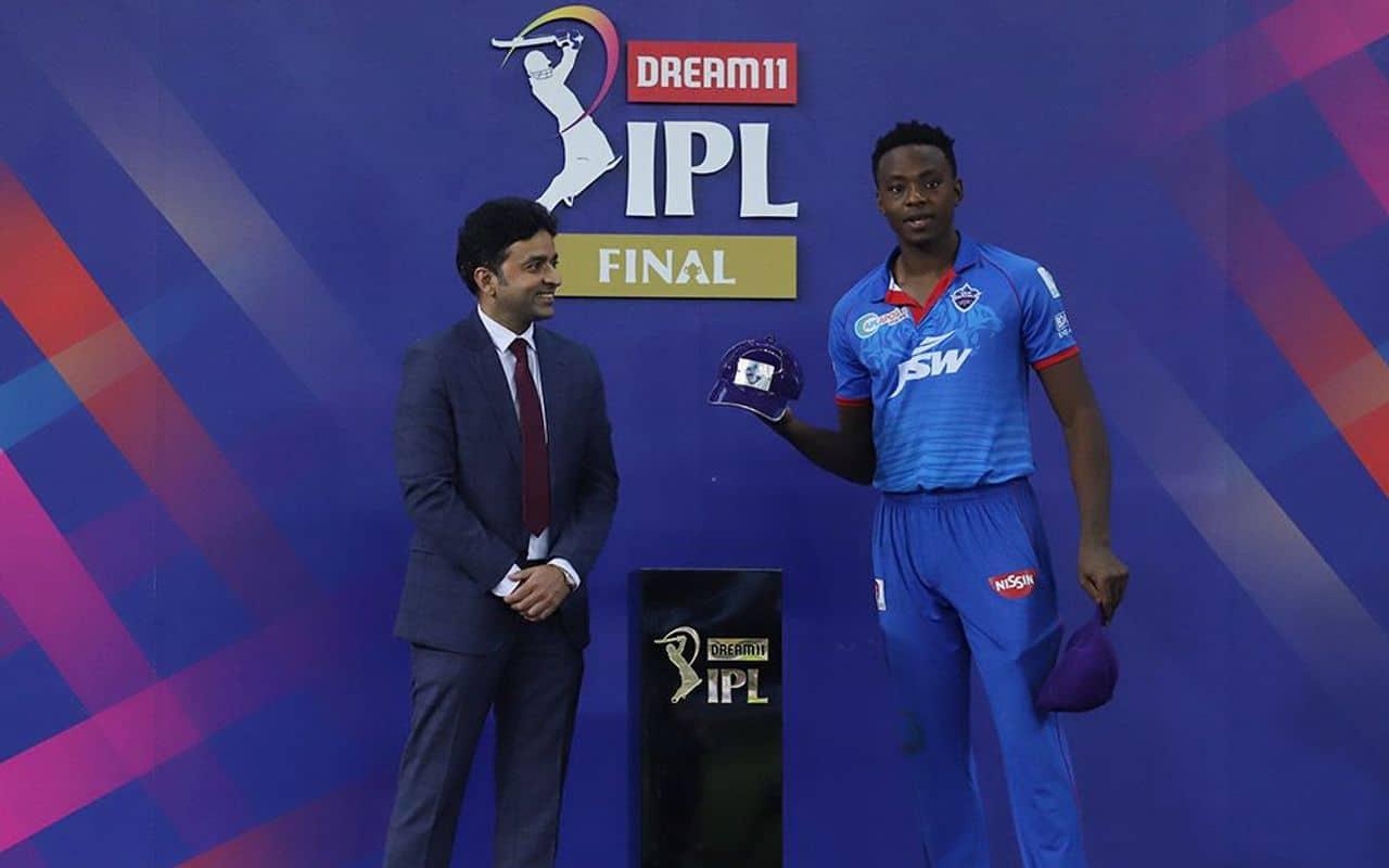 IPL 2020 Purple Cap: Kagiso Rabada Wins Purple Cap, Jasprit Bumrah Stays Second in The Tally