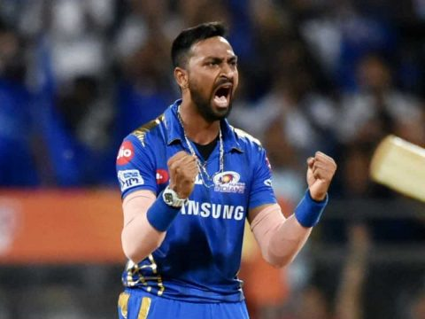 Krunal Pandya Detained at Mumbai Airport, DRI Suspect Possession of Undisclosed Valuables