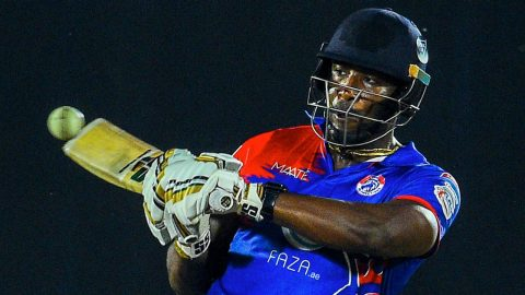 LPL 2020 Andre Russell Hits 14-ball Fifty in Lanka Premier League As Colombo Kings Record 96 in 5 Overs