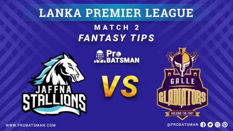LPL 2020: JS vs GG Dream 11 Fantasy Team Prediction: Jaffna Stallions vs Galle Gladiators, Probable Playing 11, Pitch Report, Weather Forecast, Squads, Match Updates – November 27, 2020