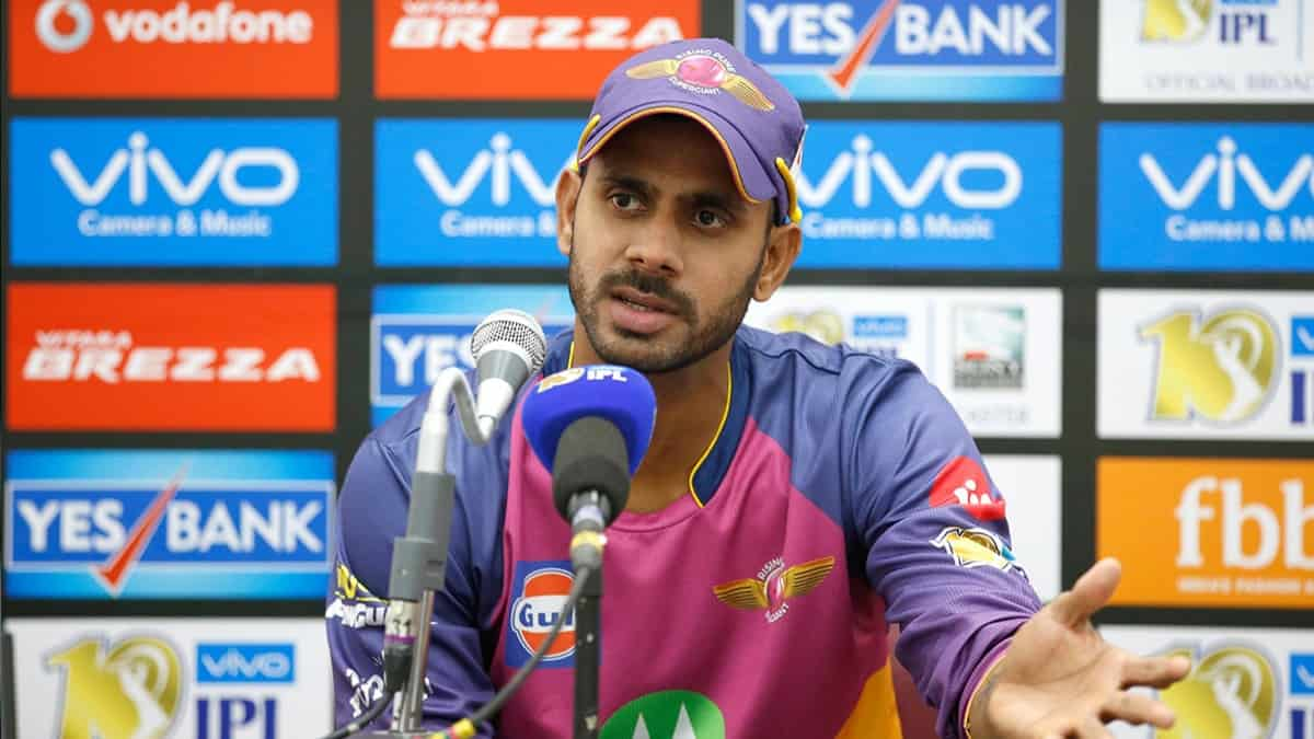 Manoj Tiwary Names The Best XI of The Tournament, No Place For Virat Kohli And Kagiso Rabada