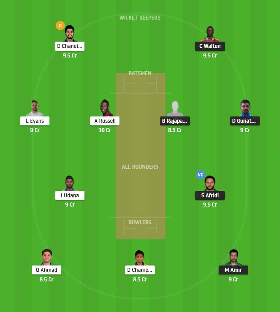 LPL 2020 GG vs CK Dream11 Fantasy Team Predictions