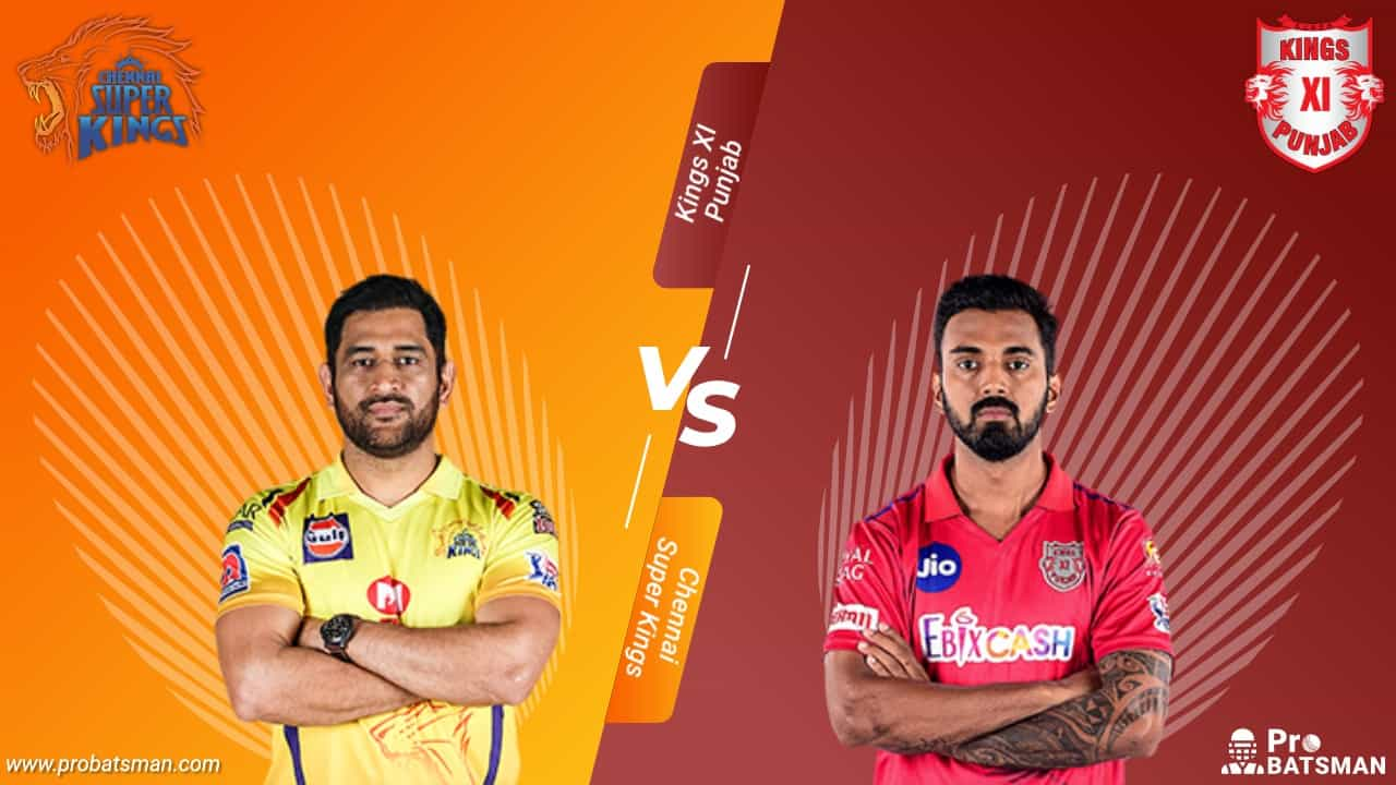 IPL 2020 CSK vs KXIP Dream 11 Fantasy Team: Chennai Super Kings vs Kings XI Punjab, Probable Playing 11, Pitch Report, Weather Forecast, Captain, Head-to-Head, Squads, Match Updates – November 1, 2020