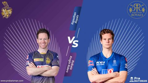 IPL 2020 KKR vs RR Dream 11 Fantasy Team: Kolkata Knight Riders vs Rajasthan Royals, Probable Playing 11, Pitch Report, Weather Forecast, Captain, Head-to-Head, Squads, Match Updates – November 1, 2020