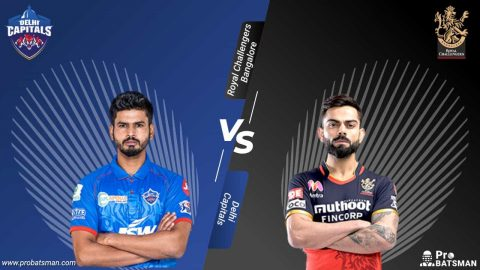 IPL 2020 DC vs RCB Dream 11 Fantasy Team: Delhi Capitals vs Royal Challengers Bangalore, Probable Playing 11, Pitch Report, Weather Forecast, Captain, Head-to-Head, Squads, Match Updates – November 2, 2020