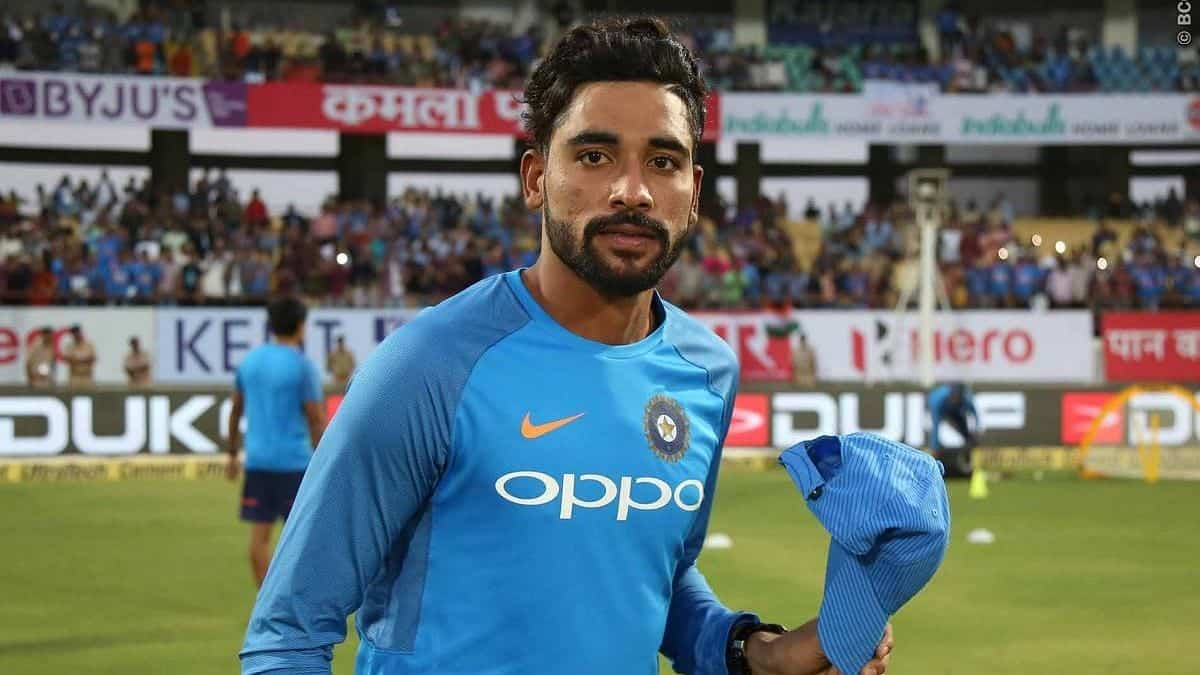 My Mother Told Me To Stay In Australia: Mohammed Siraj On Coping With Father's Loss