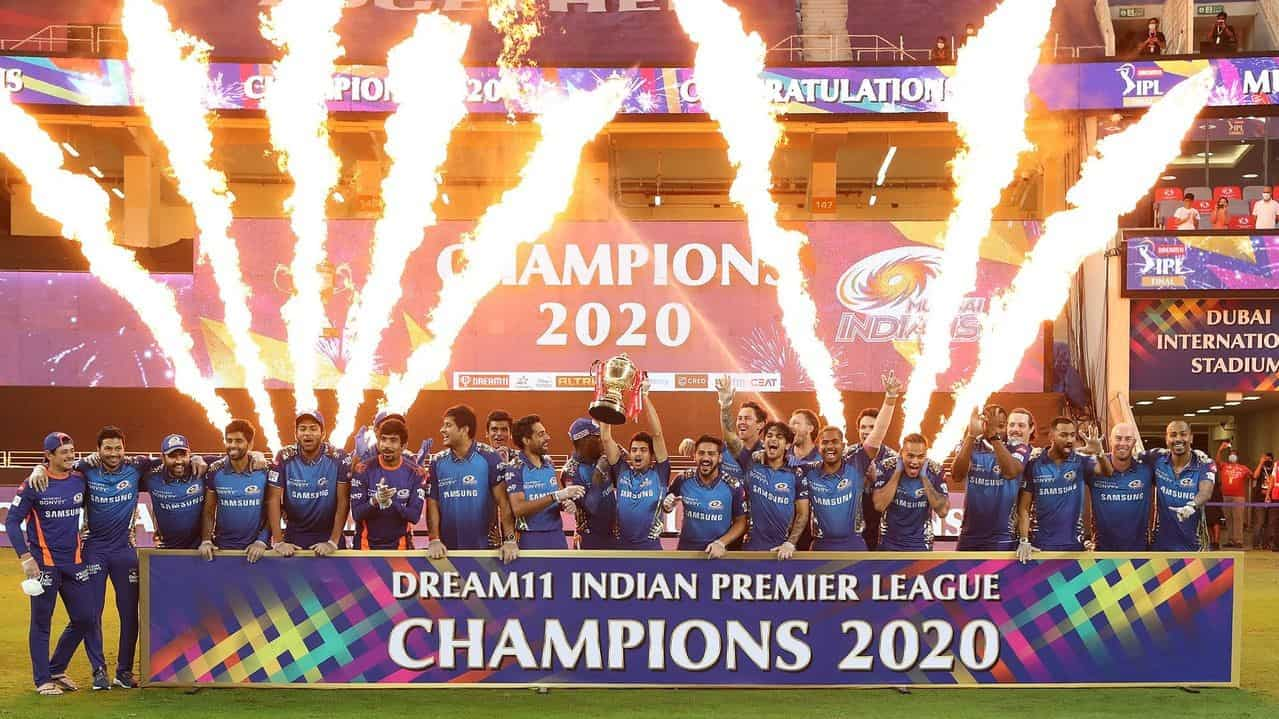 MI vs DC - IPL 2020 Final: Mumbai Indians Defeated Delhi Capitals to Win IPL for the Fifth Time, Second Team After CSK to Defend Title