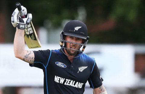 New Zealand Appoints Luke Ronchi As Batting Coach