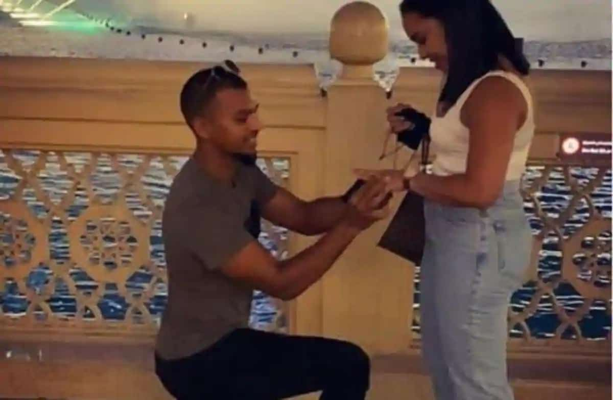 Nicholas Pooran Announces His Engagement, Gets Wishes From KXIP And West Indies Teammates