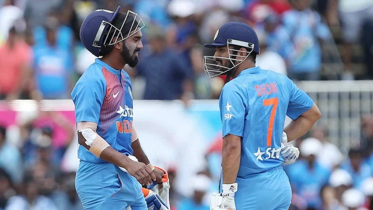 Nobody Can Fill MS Dhoni's Place: KL Rahul