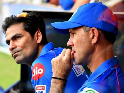 IPL 2020: Players Are Feeling a Bit of Pressure Reckons Mohammad Kaif After DC's Fourth Consecutive Loss