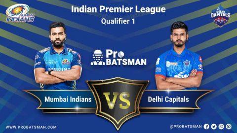 IPL 2020 MI vs DC Qualifier 1 Dream 11 Fantasy Team Prediction: Mumbai Indians vs Delhi Capitals, Probable Playing 11, Pitch Report, Weather Forecast, Captain, Head-to-Head, Squads, Match Updates – November 5, 2020