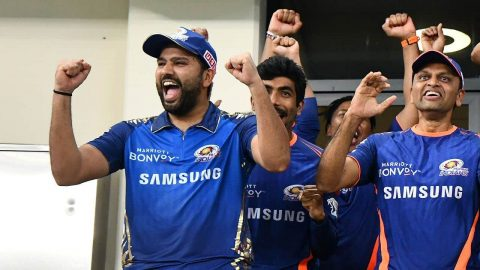 """""""I'm not someone who'll run with a stick behind someone"""" - Rohit Sharma on Being Asked What Kind of Captain He Was?"""