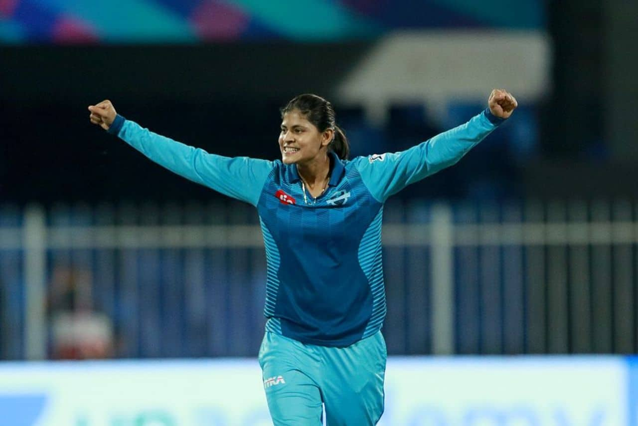 Women's T20 Challenge Final: Radha Yadav Becomes First Bowler To Take a Five-Wicket Haul