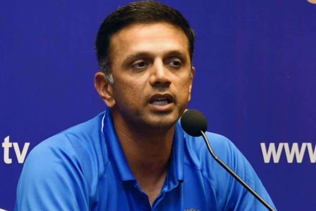 Rahul Dravid Likely To Be Team India's Interim Coach For New Zealand Home Series - Report