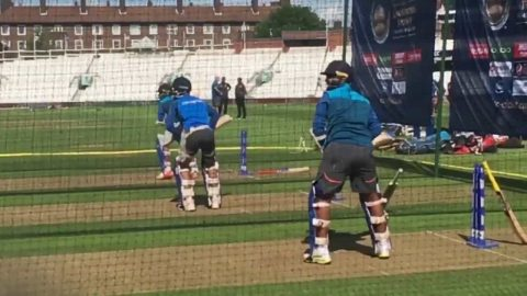 Ravichandran Ashwin Shares Video From His Net Session in Australia