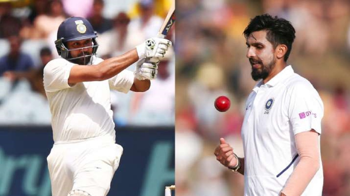 IND v AUS: Rohit Sharma And Ishant Sharma Set To Miss Australia Test Series