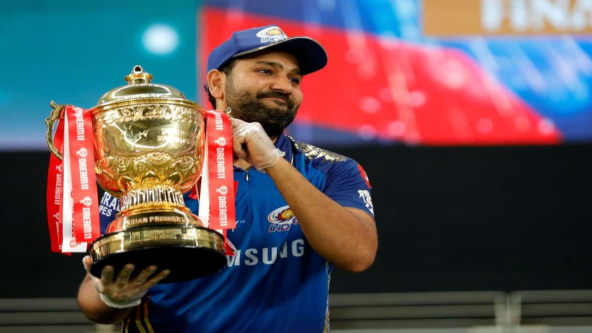 Rohit Sharma Should be India's T20I Skipper Michael Vaughan After Rohit Sharma Lifted IPL Trophy Fifth Time