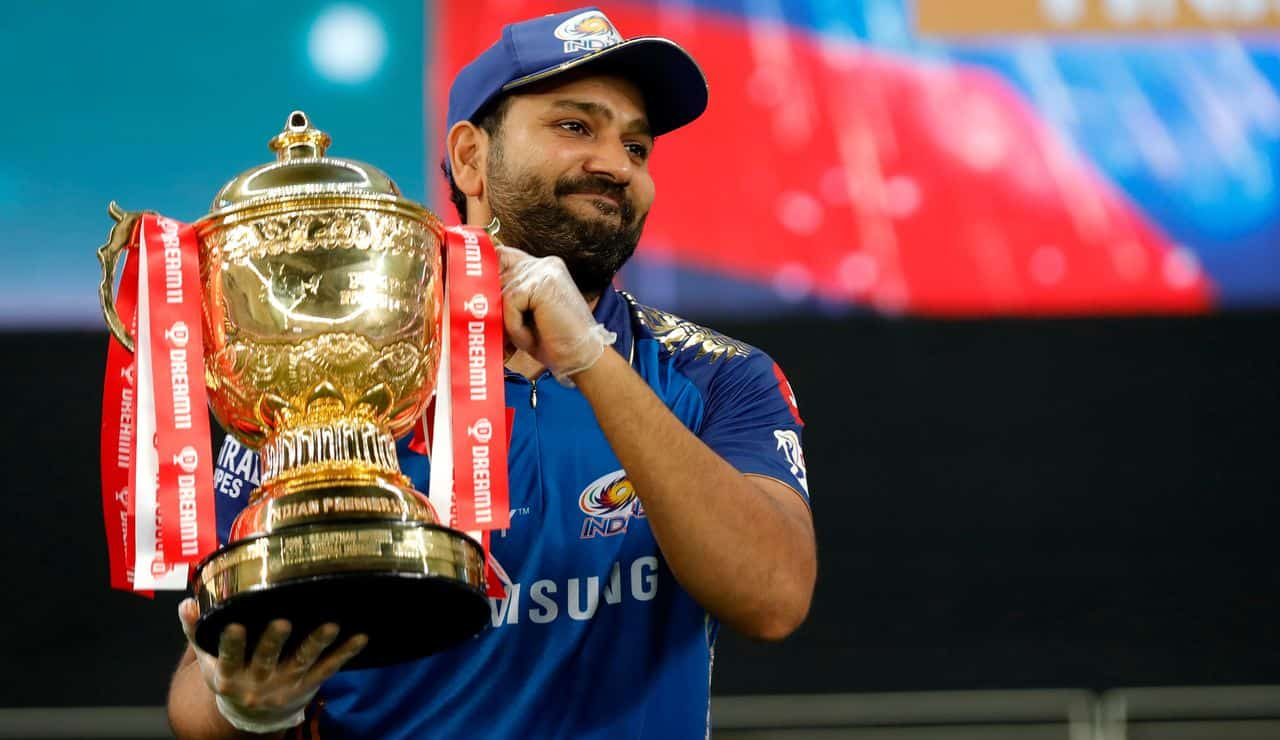 IPL 2020 Final - Who Said What: We Need The Winning Habit Says Rohit Sharma After Lifting The IPL 2020 Trophy