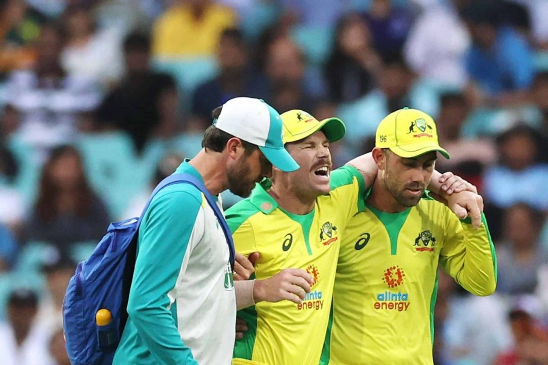 IND vs AUS: Set Back For Australia as Warner Ruled Out, Cummins Rested For Rest of Limited-Overs Series
