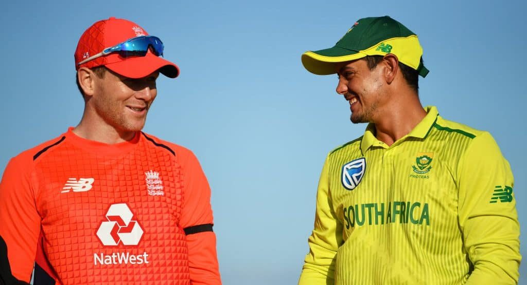 South Africa Names 24-Member Squad Led by Quinton de Kock for England's White-Ball Series