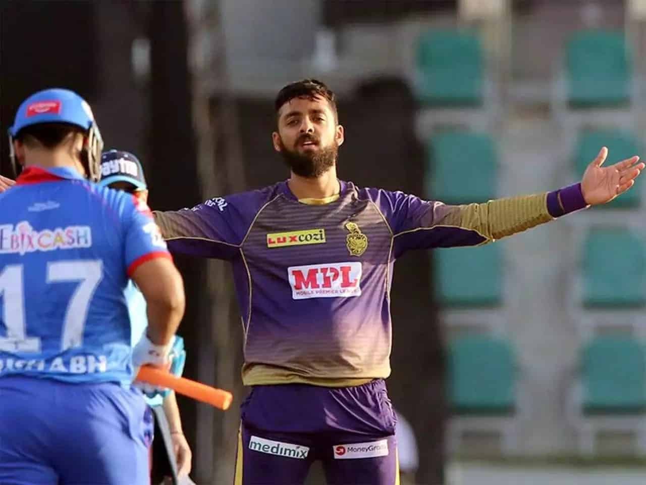 Selected For India's T20I Squad to Tour Australia, KKR Spinner Varun Suffering Shoulder Injury: Report