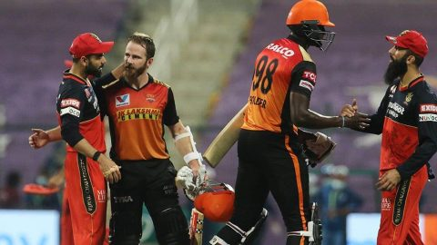 IPL 2020 – SRH vs RCB – The Eliminator Highlights & Analysis: Sunrisers Hyderabad Defeated Royal Challengers Bangalore By 6 Wickets, Will Face Delhi Capitals in Qualifier 2