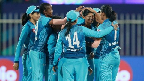 Women's T20 Challenge 2020 – TRL vs SPN Highlights & Analysis: Supernovas Defeated Trailblazers by 9 Runs, Velocity Eliminated From The Tournament