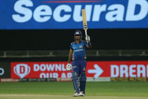 Suryakumar Yadav Made a Special Record While Playing His 100th IPL Match