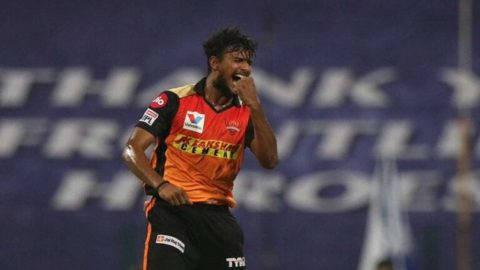 T Natarajan Could Prove To Be The X-Factor For India At The Death -VVS Laxman