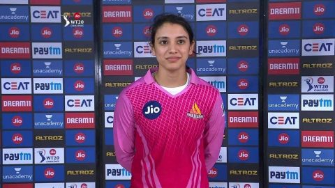 WT20 Challenge TRL vs SPN – Who Said What: This Match is a Wake-Up Call For Them -Smriti Mandhana